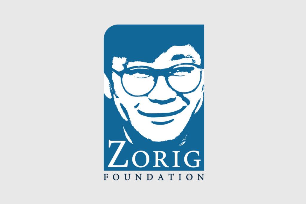 Zorig Foundation logo