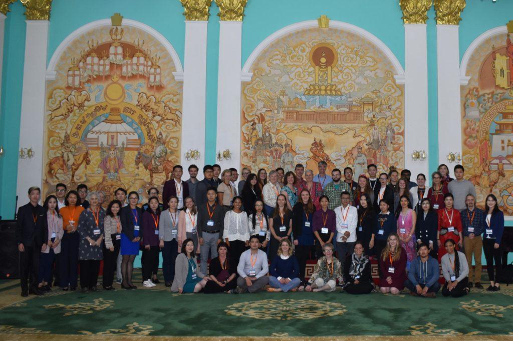 Group photo of ACMS cohort
