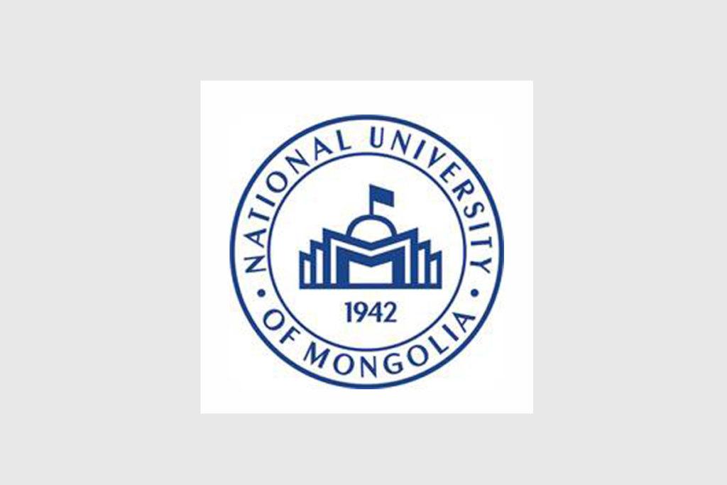 National University of Mongolia logo