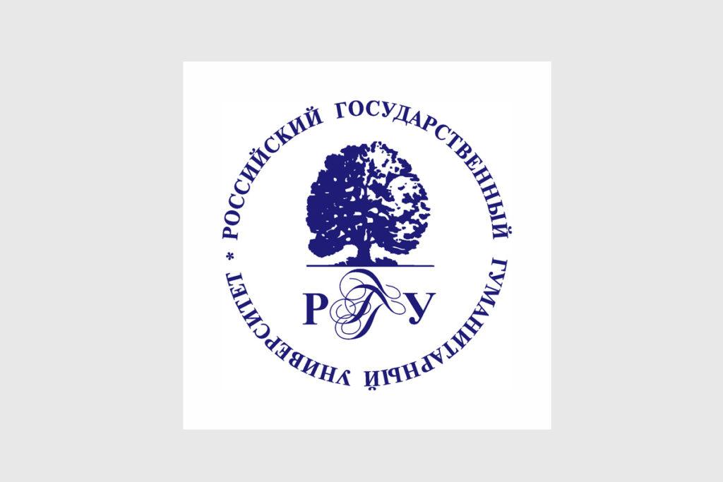 Russian State University logo